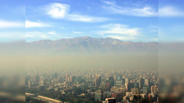 Declaran la preemergencia ambiental en Santiago de Chile por contaminación