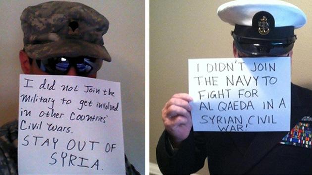 """Veterano de EE.UU. a RT: """"Los militares ya no tienen confianza en el Gobierno"""""""