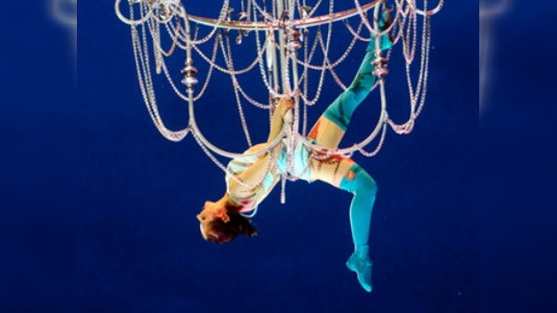 "Cirque du Soleil presenta ""Corteo"" en Europa"