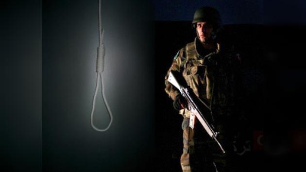 En EE. UU. se registra un récord de suicidios entre los soldados