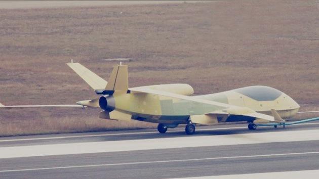 La versión china del drone estadounidense Global Hawk asoma la nariz en Internet