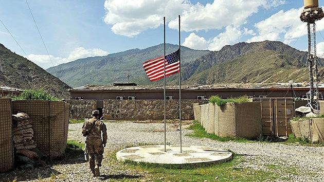 EE.UU. quiere mantener 9 bases militares en Afganistán tras la salida de la OTAN en 2014