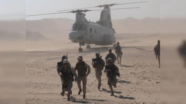 Asciende el número de soldados estadounidenses con sobrepeso
