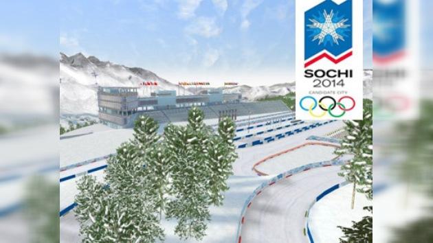COI: Rusia podrá garantizar la seguridad de los Juegos Olímpicos en Sochi