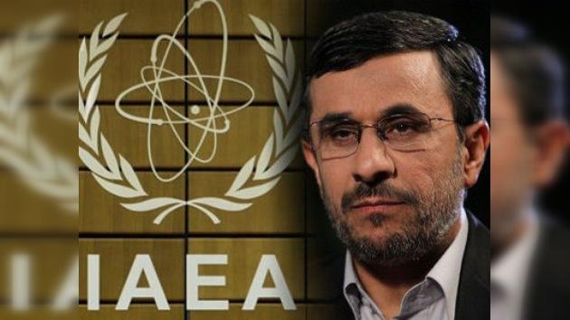 La OIEA cree que Irán desarrolló armas nucleares hasta 2003