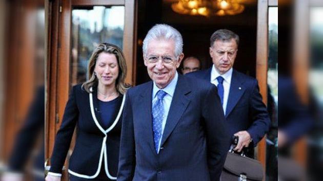 Italia ya tiene primer ministro
