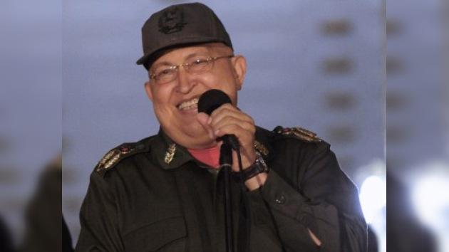 El vicepresidente venezolano señala que la recuperación de Chávez 'va bien'
