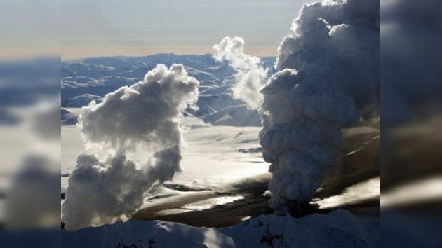 Tras desquiciar el sur del país, el volcán Hudson da un respiro a Chile