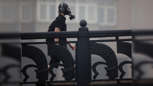 La concentración de elementos tóxicos en Moscú supera en 4 veces la norma