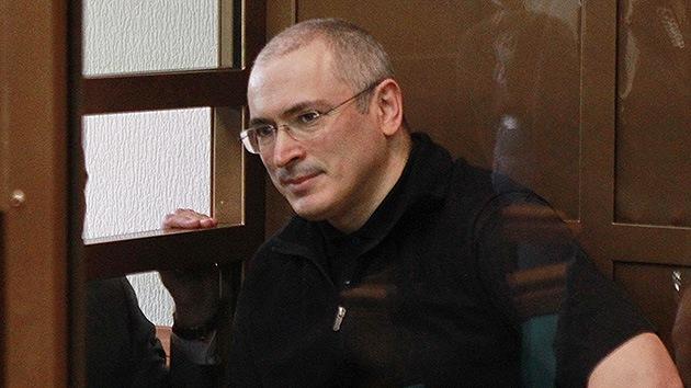 """""""Jodorkovski quizá entendió que no era una humillación pedir el indulto a Putin"""""""