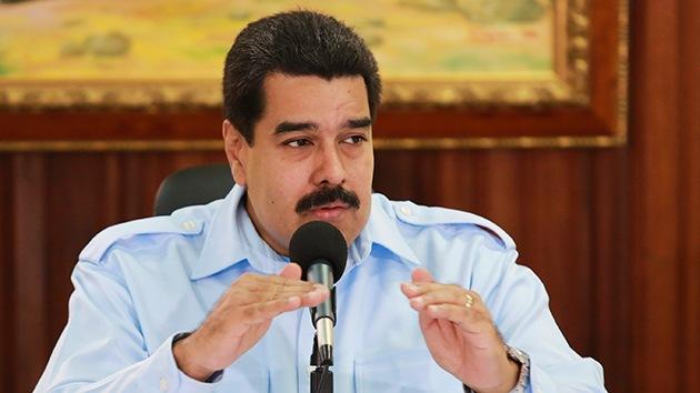 Maduro homologa el delito del contrabando con el de tráfico de drogas