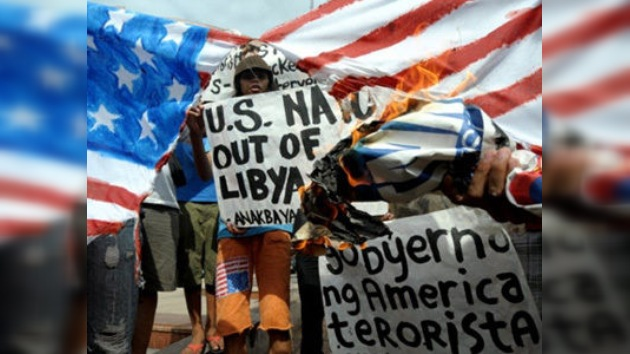 """OTAN investiga caso de """"asesinato por error """"de rebeldes libios"""