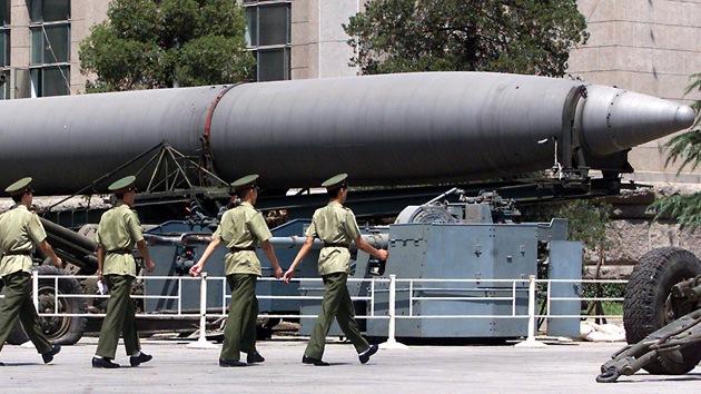 """""""El desarrollo de armas avanzadas muestra el deseo de China de seguir su propio camino"""""""
