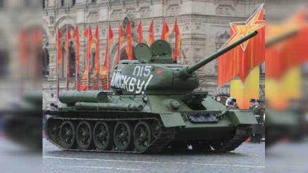 Tanques soviéticos ligeros y medios en la guerra de 1941-1945