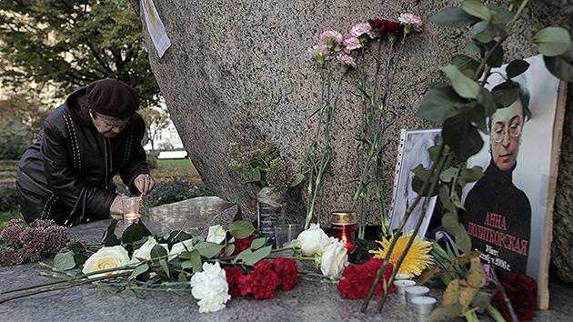 Un jurado declara culpables a los acusados del asesinato de Politkóvskaya