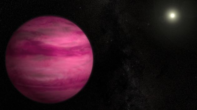 Capturan la imagen de uno de los exoplanetas conocidos con menor masa