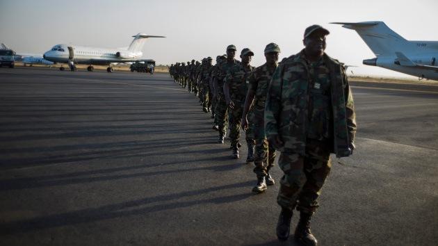 EE.UU. suministrará un puente aéreo para el transporte de tropas francesas a Mali