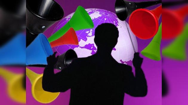 La Tierra gira al son de la vuvuzela