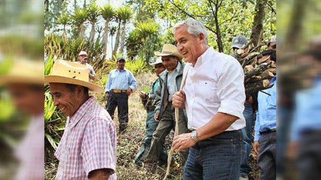De presidente de Guatemala a mendigo por unos días para convivir con los más pobres