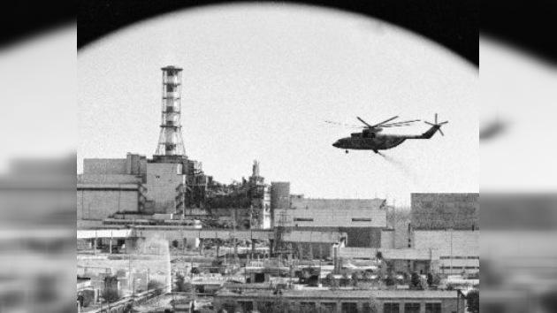 Las duras lecciones de Chernóbyl, valiosas después de 25 años
