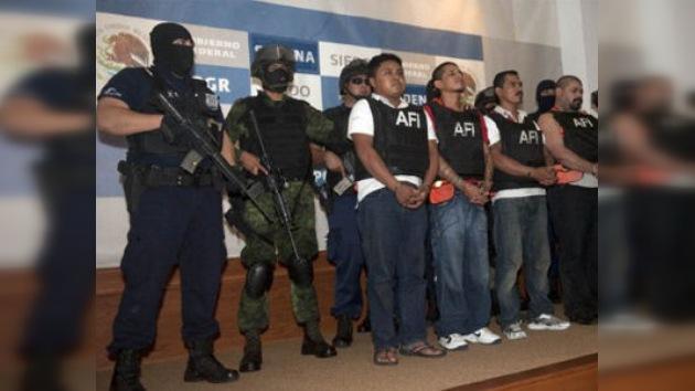 Mueren 15 miembros de Los Zetas en un enfrentamiento con la Marina