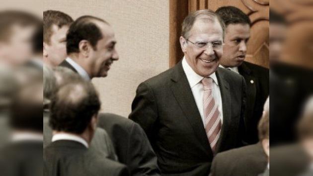 Rusia y la Liga Árabe establecen una posición conjunta sobre Siria