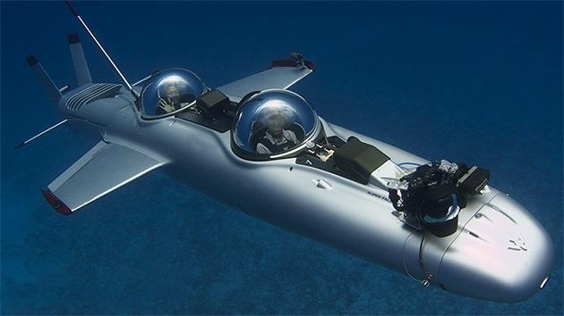 Llegan los submarinos-aviones para el buceo del futuro