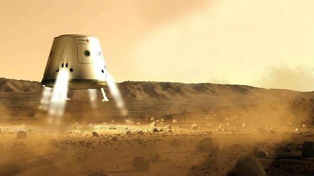 La cantidad de aspirantes de Mars One es mucho menos de lo planeado por los fundadores