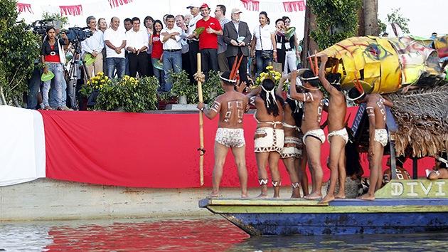 Perú celebra el reconocimiento de la Amazonía como nueva Maravilla Natural del Mundo