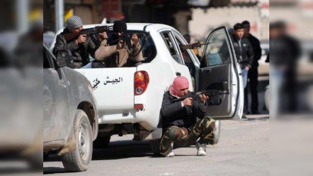 La enredada madeja de la oposición siria