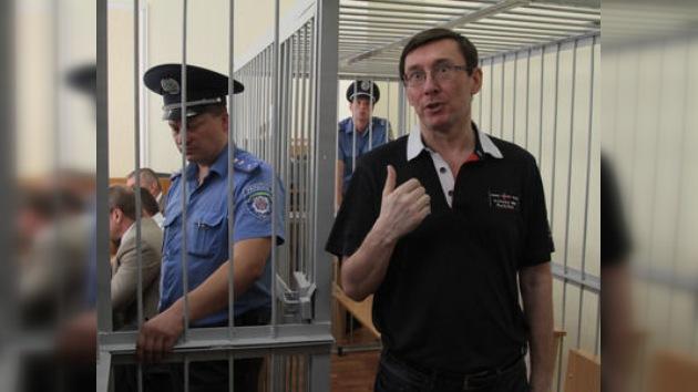 El ex ministro del Interior ucraniano condenado a 4 años de cárcel