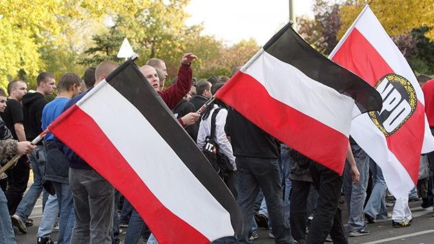 Descubren una red clandestina de presos neonazis en Alemania