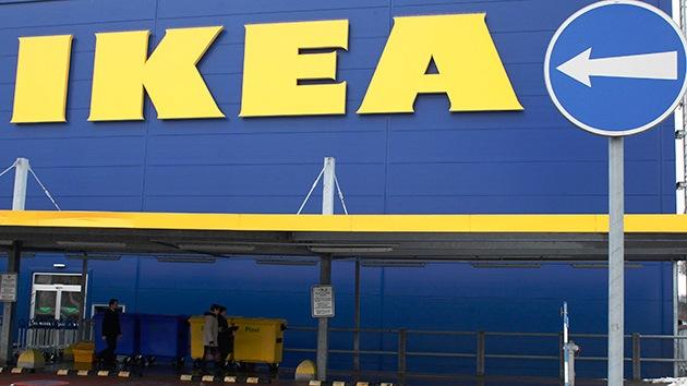 Acusan a la trasnacional de muebles Ikea de talar árboles centenarios y destruir bosques