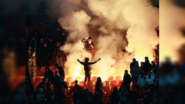 Zenit y CSKA pierden,  mientras el Spartak gana en la Europa League
