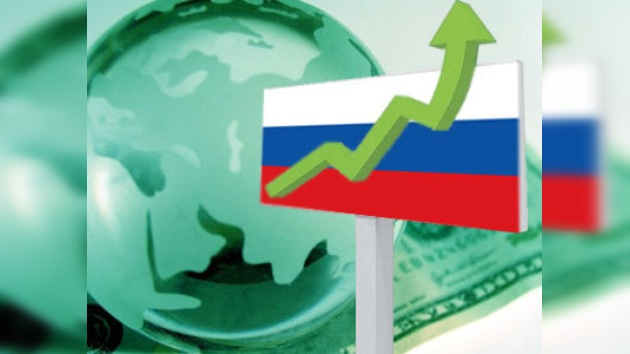Para el 2020, Rusia podrá encontrarse entre las cinco economías más fuertes de Europa