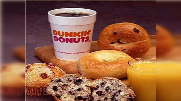 El retorno de Dunkin' Donuts a Rusia