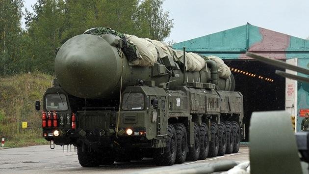 """Putin: """"Rusia se armará con 22 nuevos misiles balísticos nucleares"""""""