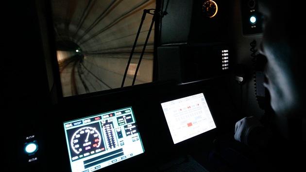 China aspira a construir el túnel submarino más largo del mundo