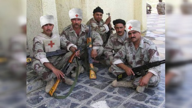 Iraq aprueba ley que permite portar armas a médicos