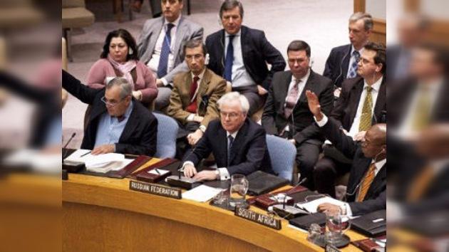 El Consejo de Seguridad aprueba el envío de 300 observadores militares desarmados a Siria