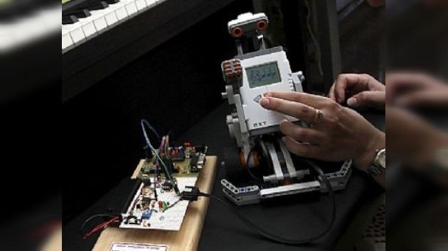 Un profesor de música robótico