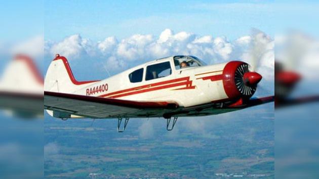 Una avioneta cae a 50 km de San Petersburgo