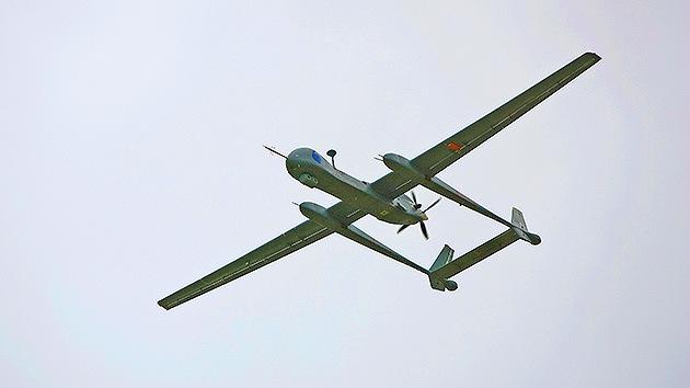 Un drone israelí viola el espacio aéreo libanés