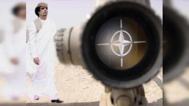 Rusia: El asesinato de Gaddafi era el objetivo principal de la OTAN en Libia