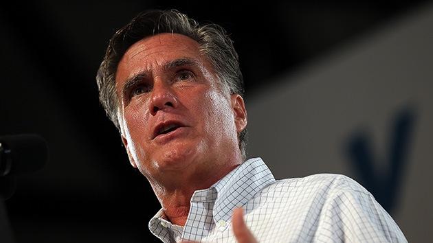 Romney promete armar a los rebeldes de Siria para derrotar a Al Assad