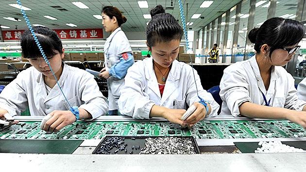 El alza salarial en China encarecerá los productos electrónicos