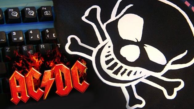 Atacan con música de AC/DC al programa nuclear de Irán