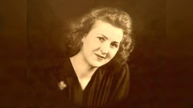 """La biografía de Eva Braun: """"Ella quería seguir viva en la historia"""""""