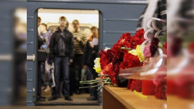 9 días desde los dos sangrientos atentados en el metro de Moscú