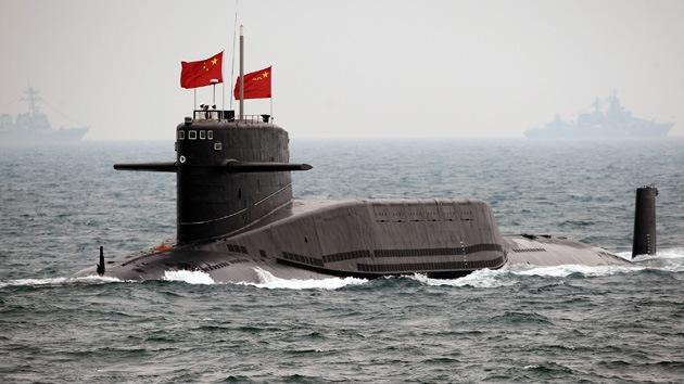 La Marina china muestra su nuevo submarino de ataque a propulsión nuclear
